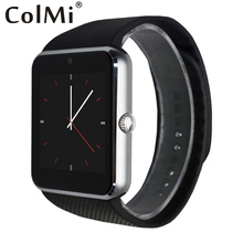 ColMi Smart Watch VS08 Clock With Sim Card Slot Push Message Bluetooth Connectivity Android Phone Smartwatch GT08(China (Mainland))