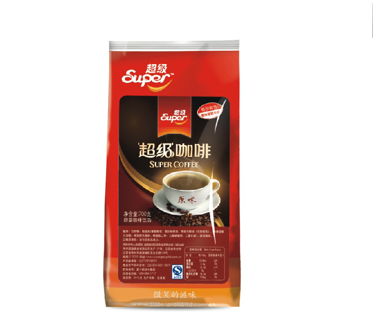 Slimming Coffee for Weight Loss Chinese 700g Instant Coffee Hot Sale The triad of plain coffee