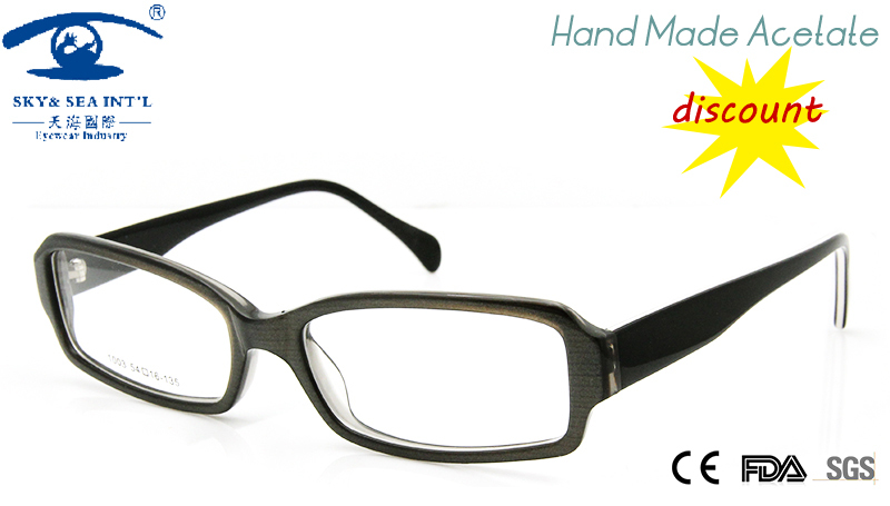 2015 designer cheap hand made acetate oculos de grau feminino prescription glasses frame optical eyeglass frames