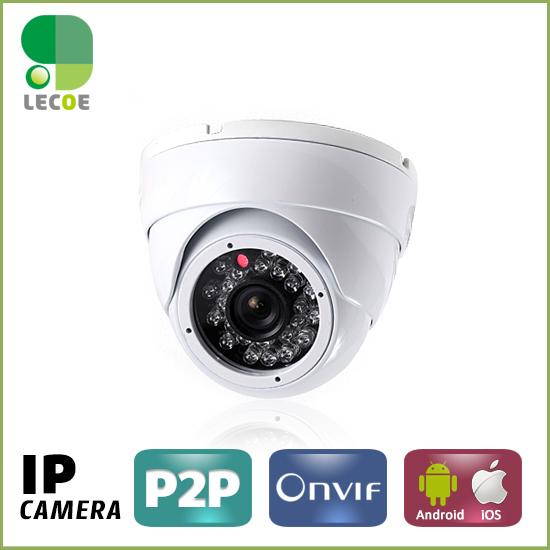 1280*720P 1.0MP Mini IP Camera ONVIF 2.0 Waterproof Outdoor IR CUT Night Vision P2P Plug and Play Security Camera(China (Mainland))