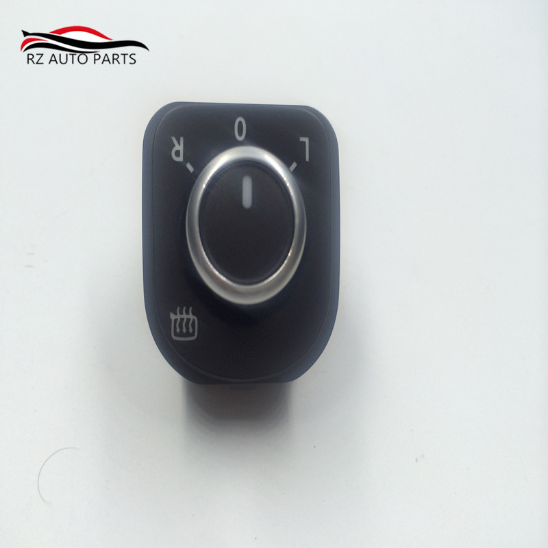 OEM Chrome Side Mirror Adjust Knob Control Switch Fit for VW Tiguan Golf MK6 Jetta MK5 Passat B6 CC 5ND 959 565 B<br><br>Aliexpress