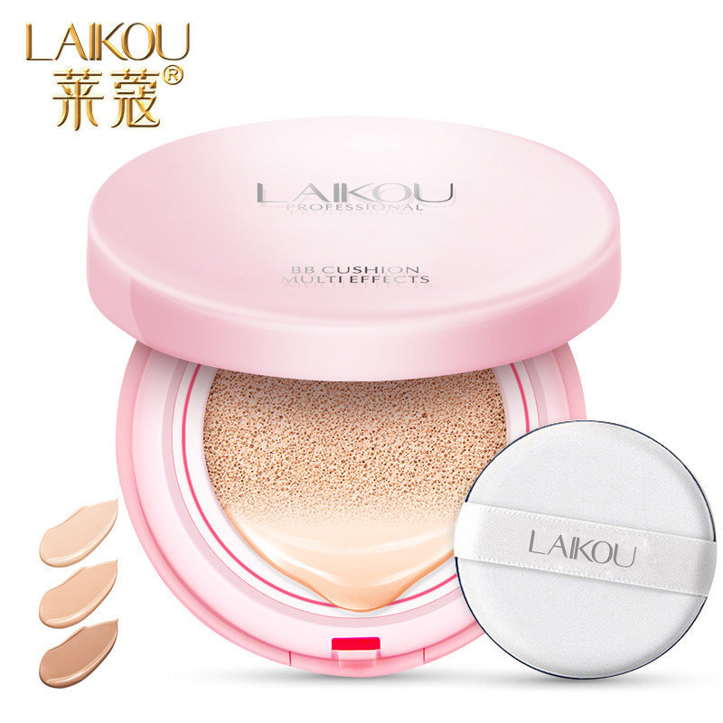 air cushion BB cream nude make-up Concealer isolated strong persistence moisturizing liquid foundation Korean white oil<br><br>Aliexpress