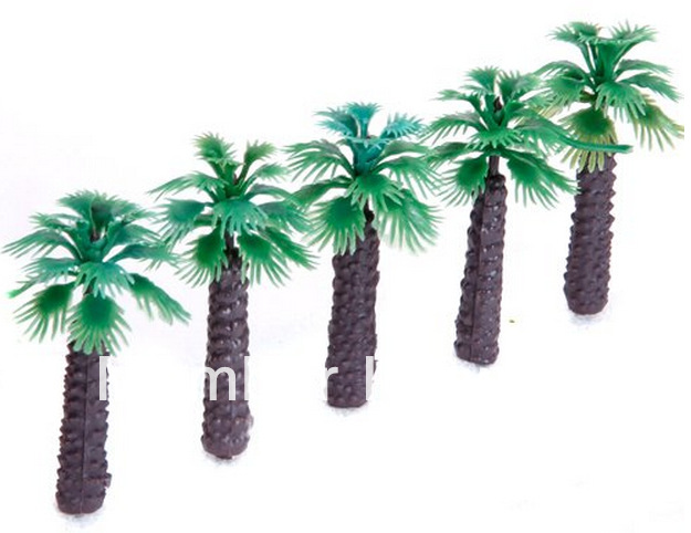 2014 new All kinds of  Plastic palm tree model 60MM plastic palm trees for sale<br><br>Aliexpress