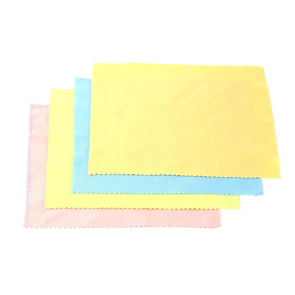 20 PCS Microfiber Glasses Eyeglass Phone Screen Camera Len Laptop Screens Cleaner Cleaning Cloth Home Car Office Use(China (Mainland))