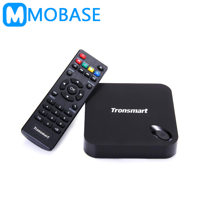 Tronsmart MXIII Plus 2G/16G Amlogic S812 Quad Core 2.0GHz Android TV Box 4K H.265 XBMC OTA 2.4G/5GHz Dual WiFi IPTV Media Player(China (Mainland))