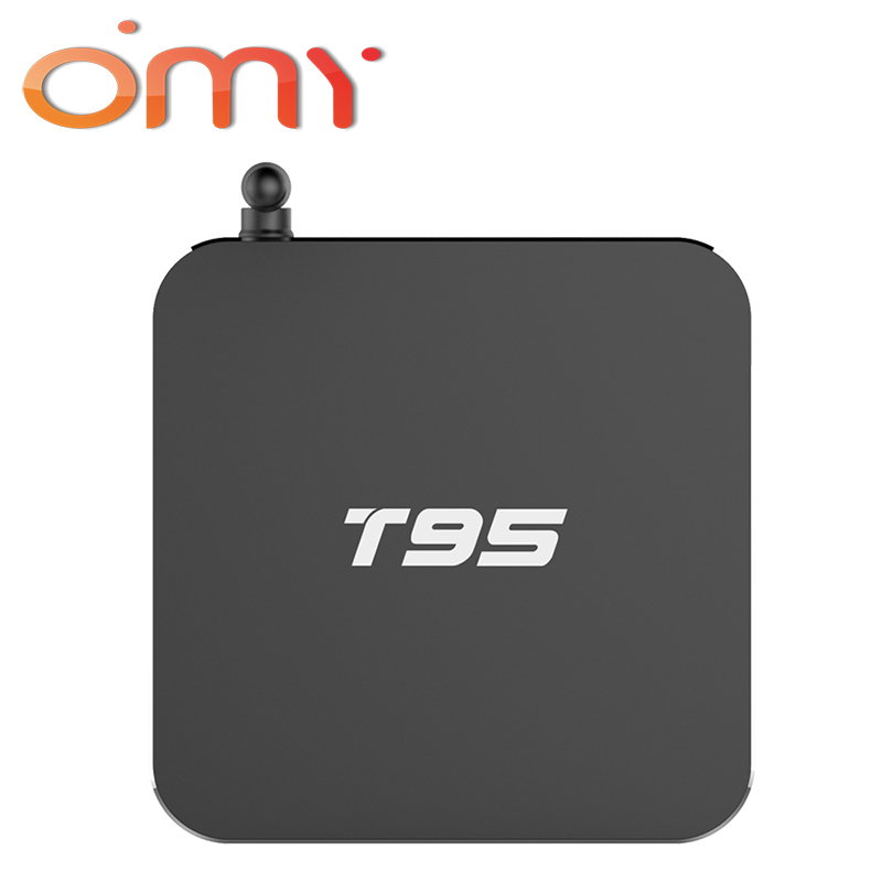 DMY Original Android 5.1 Smart TV Box T95 Kodi 16.0 S905 Quad-core Mali-450 5-Core Big Discounts Shipping(China (Mainland))