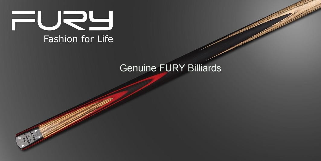 Snooker Cue/High grade Cues/57/1 PCS Billiard Cues/FURY/Free shipping/Plastic Tube/SN61<br><br>Aliexpress
