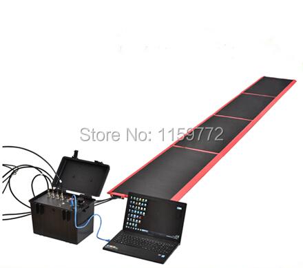 4 channal high performance read 300tags/sec uhf RFID racing timing system(reader antenna tag software)USB and TCP/IP RJ45(China (Mainland))
