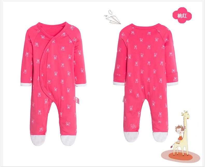Скидки на Новое прибытие 100% хлопок ребенка комбинезон девочка мальчик детские пижамы мультфильм коала новорожденного комбинезоны & rompers одежда для новорожденных