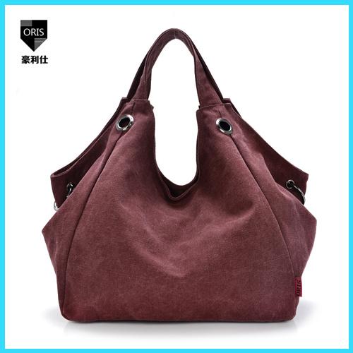 2015 new canvas shoulder bags women handbag Europe and America retro portable messenger bags vintage ladies tote bags wholesale(China (Mainland))