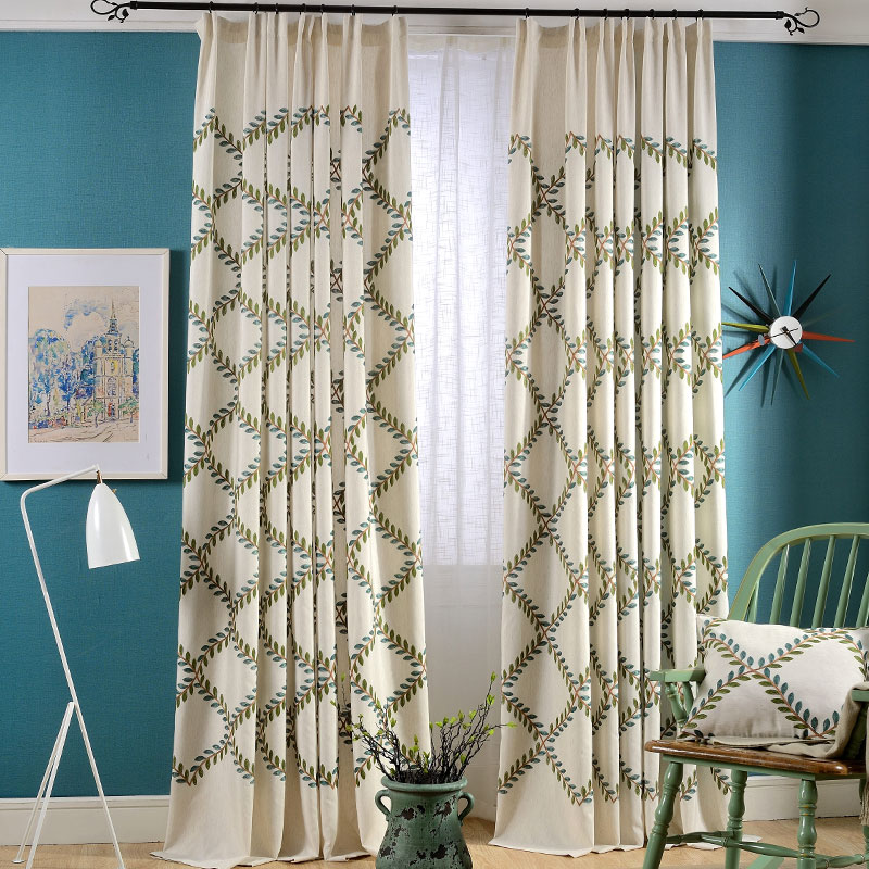 Compare prices on country bedroom curtains  online shopping/buy ...