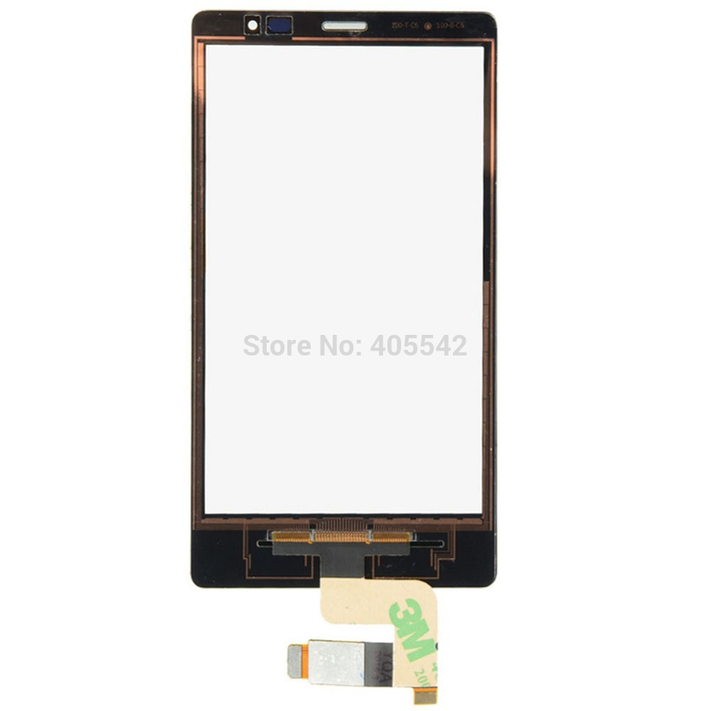 High quality!New Black Front Touch Screen Digitizer Replace for Nokia X2 Dual Sim X2DS VA001 P