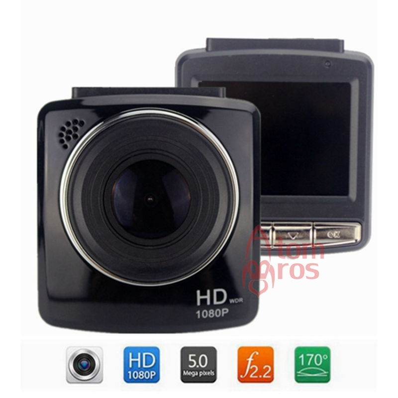 Novatek Full HD 1080P Car DVR Vehicle Camera Video Recorder Dash Cam Black Box 170 Degree Registrator Camcorder(China (Mainland))