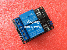 Buy 10PCS/LOT New 5V 2 Channel Relay Module Shield Arduino ARM PIC AVR DSP Electronic 10A for $11.00 in AliExpress store