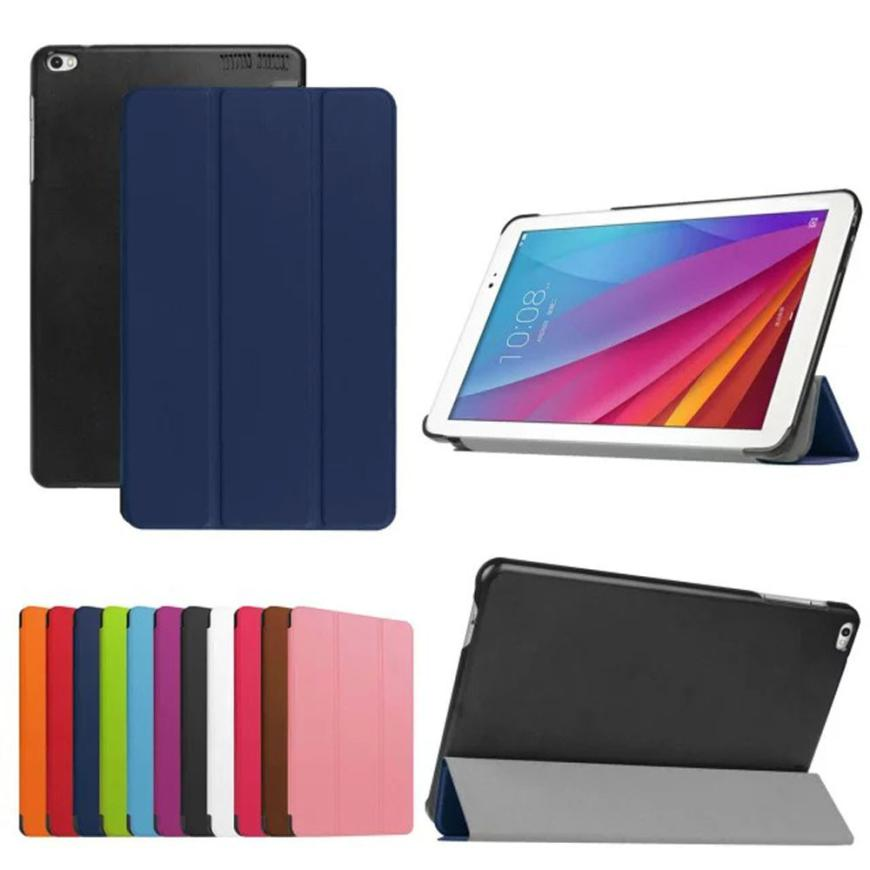 NEW Slim PU Leather Case Stand Cover For Huawei Mediapad T1 10 T1-A21w 9.6 Tablet DEC 25<br><br>Aliexpress