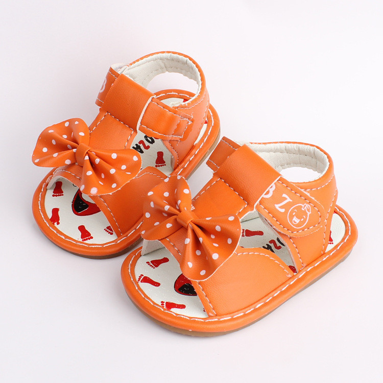 Baby Girl Summer Shoes