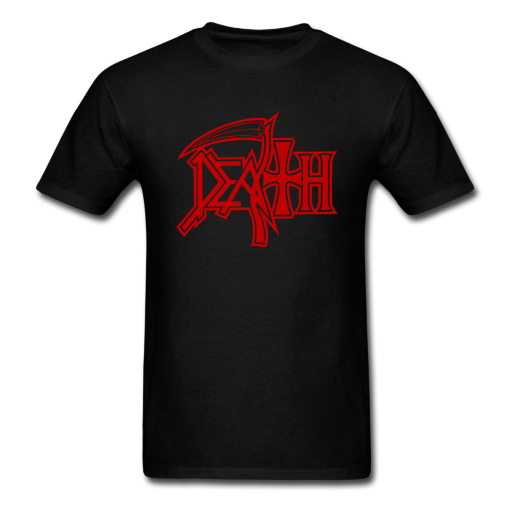 Death metal tees reviews online shopping death metal for Logo t shirts online