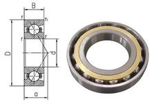 160mm diameter Angular contact ball bearings 7315 AC/P5 160mmX75mmX37mm,Contact angle 25,ABEC-5 Machine tool - High precision accessories factory Store store