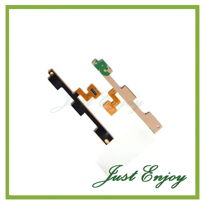 New Power On/Off +Volume Up/Down Button Flex Cable For Xiaomi Mi3 M3 Power Flex Repair Parts