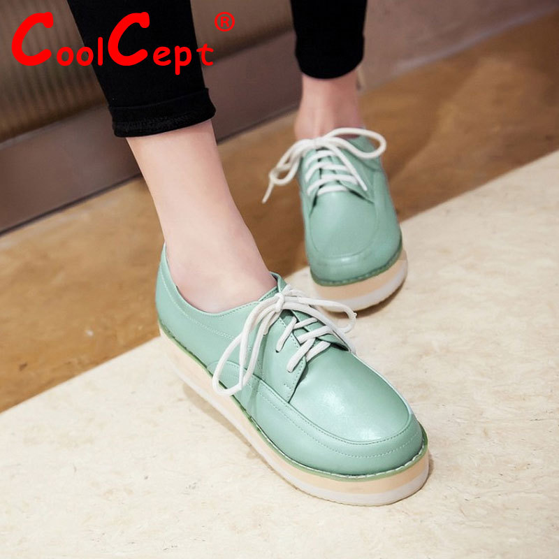 women high platform shoes patent leather star sneakers lady casual fashion wedge footwear heels shoes size 32-43 P16581<br><br>Aliexpress