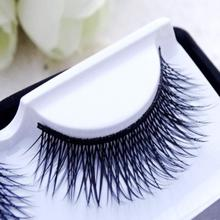 maquiagem eyelashes cilios handmadenatural thick cross makeup extension False eyelashes eye lashes profissional