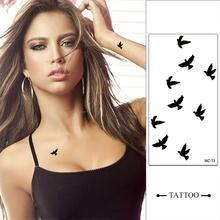 HC73-New Design Fashion Temporary Tattoo Stickers Temporary Body Art Waterproof Tattoo Pattern(China (Mainland))