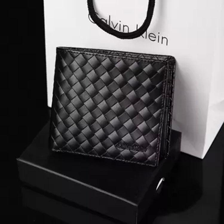men brand wallet women leather wallet 2015 fashion designer Weave wallets for card holder Unisex bag carteira feminina(China (Mainland))