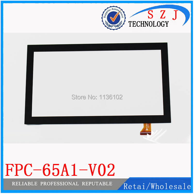 New 7'' inch Tablet PC FPC-65A1-V02 Capacitive Touch Screen Digitizer Panel for All winner A13 MID FPC-65A1 Replacement screen(China (Mainland))