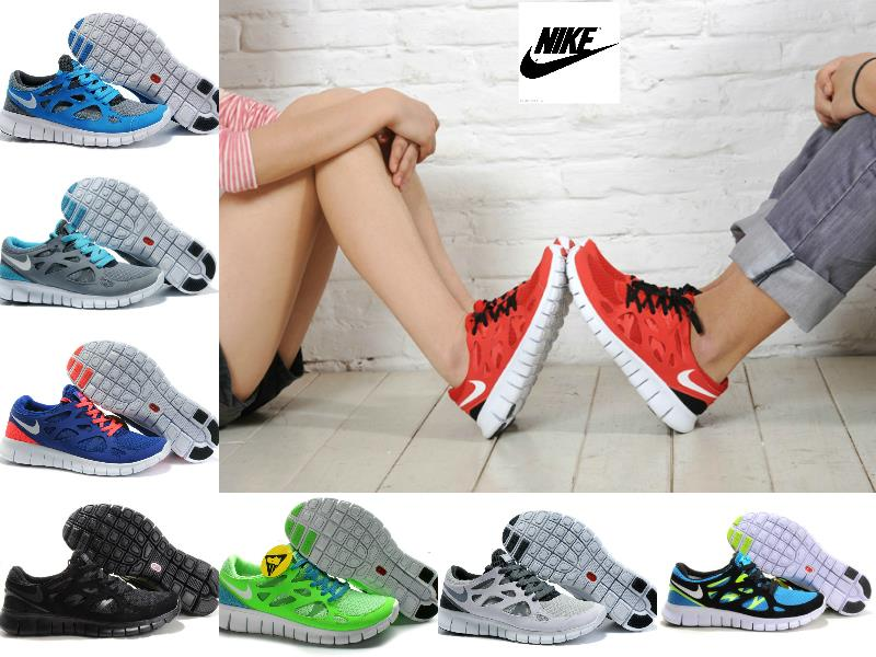 2015 New Style Free RuN 2 2.0 RunnINGS ShoEs Original Top Quality Walking Barefoot Men and Women AthleticS ShoEs Free shipping 1(China (Mainland))