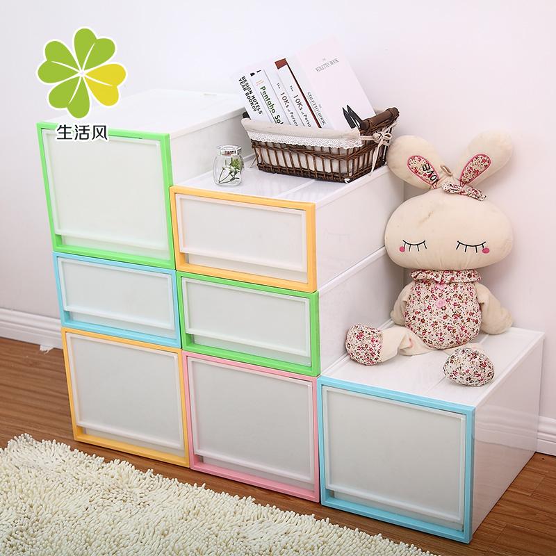 compra cajones de pl stico para la ropa online al por. Black Bedroom Furniture Sets. Home Design Ideas