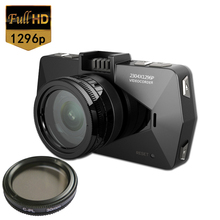 2016 Best Ambarella A7810 Car Dvr Camera Registered Dash cam Full HD 1920x1080P/45fps Support GPS Logger and Polarizer Filters(China (Mainland))