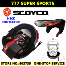 ATV Motorcycle Cycling Neck Protector Motocross Neck Brace MX Protective Gears Scoyco N02(China (Mainland))