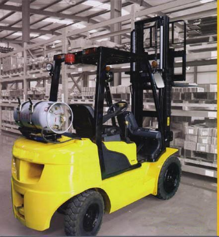 Bottom price CPQYD35FR LPG & Gasoline Powered Forklift Truck Load center 500mm(China (Mainland))
