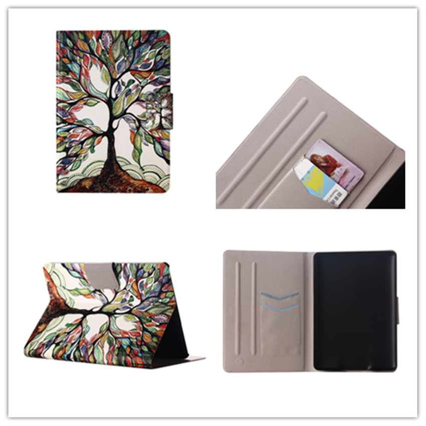 Гаджет  12 colors patterns Ultra-slim PU Leather Kindle Paperwhite Case for Amazon Kindle Paperwhite 6 inch Stand cover and Card Holder None Компьютер & сеть
