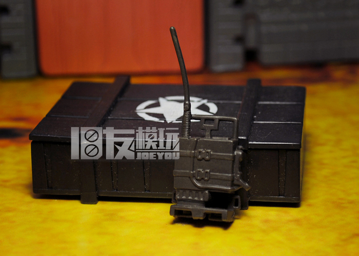 Fashion! For 10cm High Classic Toy G.I.GOE Communication packet positions action figure Toys(China (Mainland))