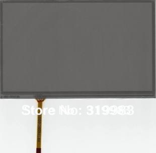 7.3 inch Black glass Digitizer Lens touch screen panel for IS200 IS250 IS300 IS350 DVD GPS navigation instrument(China (Mainland))