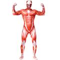 Costume Halloween Adult Lycra Spandex Attack on Titan Cosplay Costume Zentai Halloween Costumes For Women Shingeki