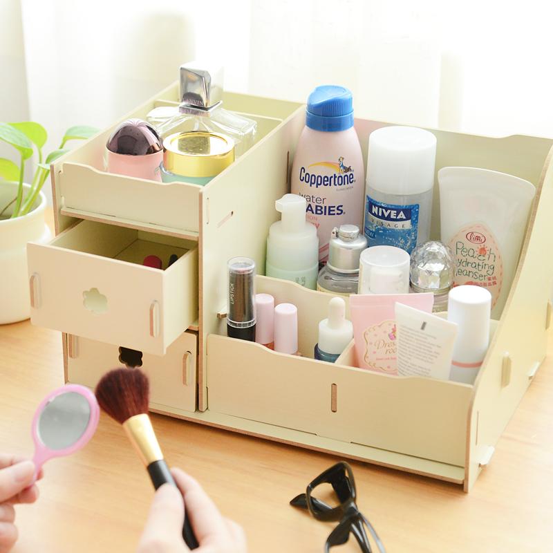 Online get cheap makeup storage cabinet - Cheap desk organizer ...