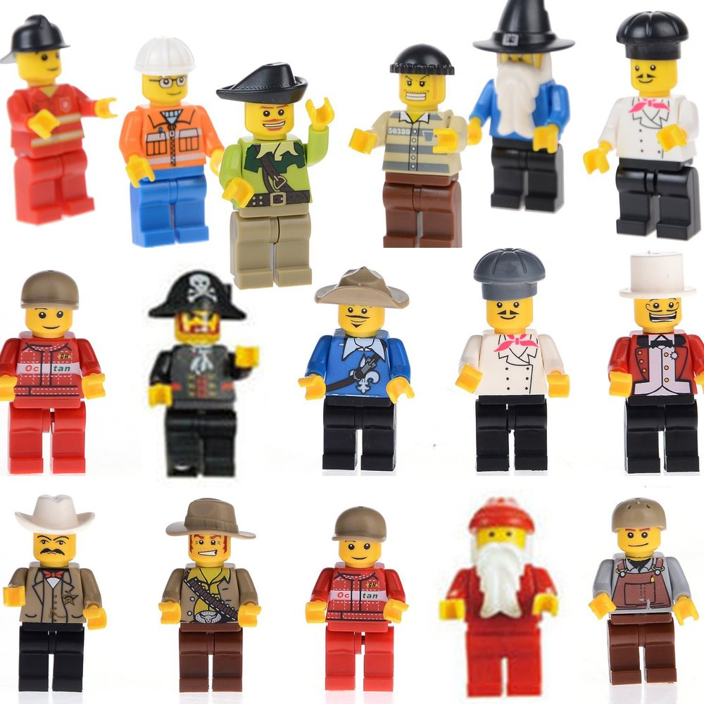 toys lego figures characters - photo #24