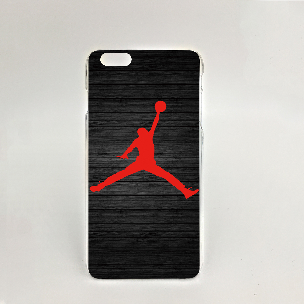 09011 for air jordan grey wood Hard transparent clear cell phone Cover Case for iPhone 4 4S 5 5S 5C 6 6S Plus 6SPlus(China (Mainland))