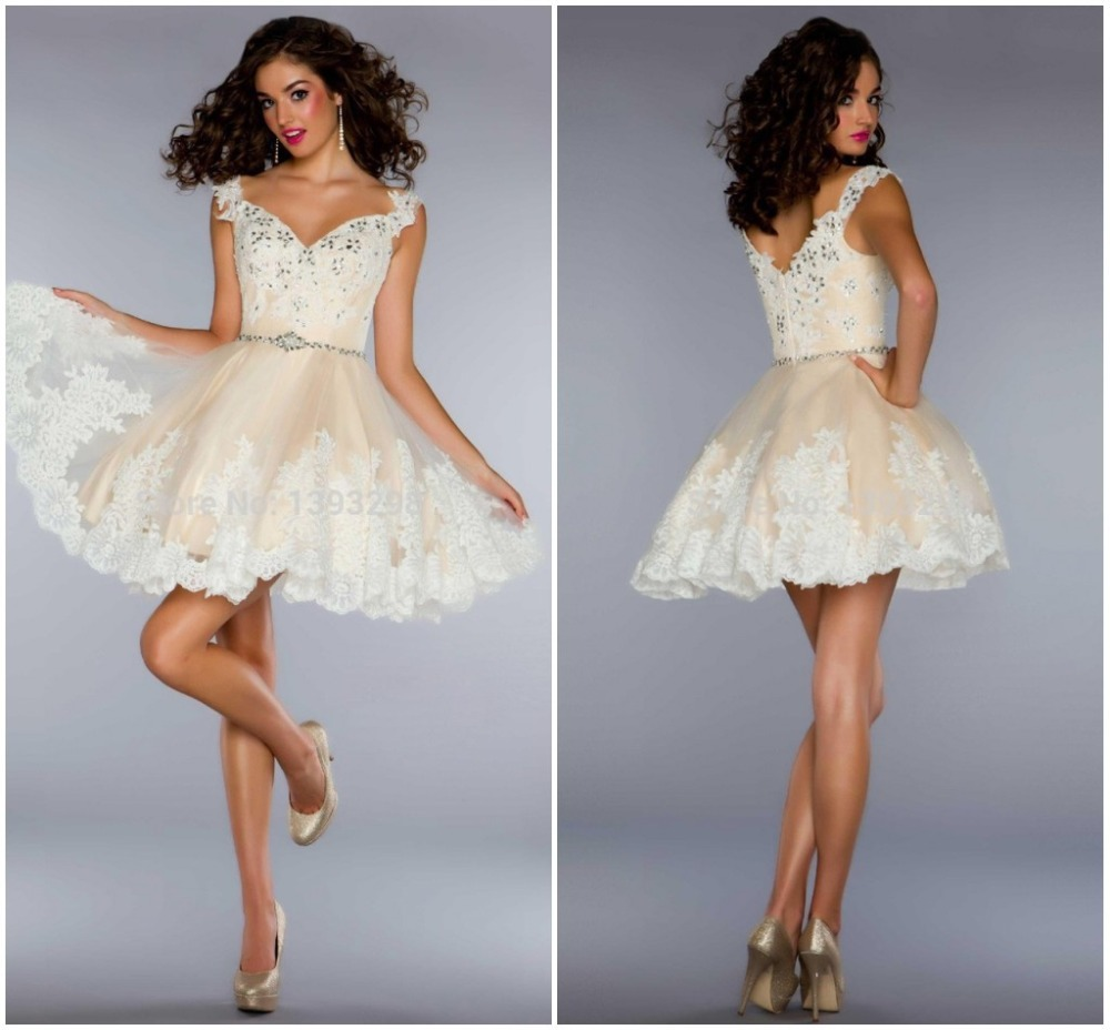 Evening Short Dresses - Cocktail Dresses 2016