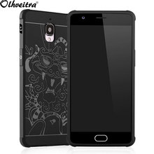 Buy Back cover OnePlus 3/3T Case Original Phone cover Relief Anti-knock Armor Silicon Shell One Plus 3T cases Capa Fundas for $4.74 in AliExpress store