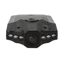 """6 LED HD 720P Car DVR Recorder Auto Camera Infrared Night Vision 2.5"""" LCD Screen DC 5V 0.8A Automobile Accessories Night Vision(China (Mainland))"""