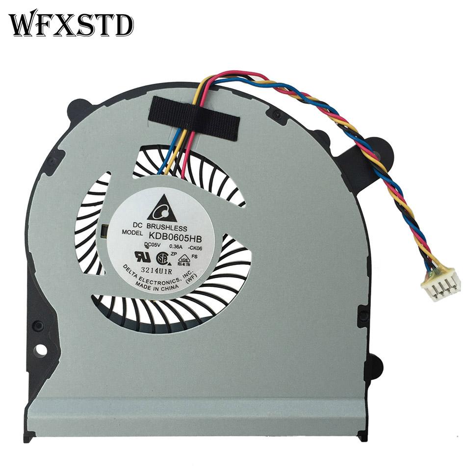 New Original Cpu Cooling Fan For ASUS S400 S500 S500C S500CA V500C X502 X502C DC Cpu Cooler Radiators Notebook Cooling Fan