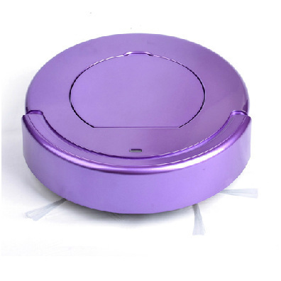 Factory direct rechargeable household automatic intelligent robot vacuum cleaner sweeping mopping slim machine will sell gift(China (Mainland))