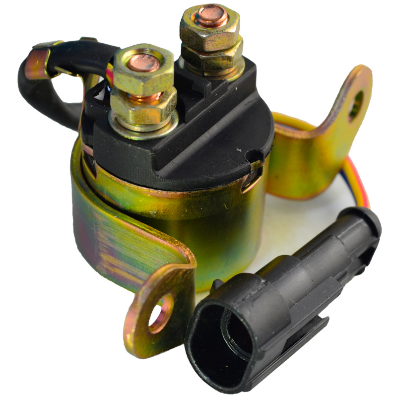 motorcycle electrical parts starter solenoid relay for