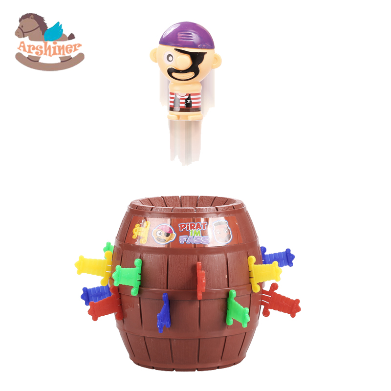 Arshiner Children Kids Toy Novelty Pop Up Toy Family Fun Game funny gadgets Practical Jokes toy(China (Mainland))