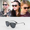 Dokly Women Erika Sunglasses Metal Frame Reflective Coating Mirror Flat Panel Lens Brand Designer Sun Glasses