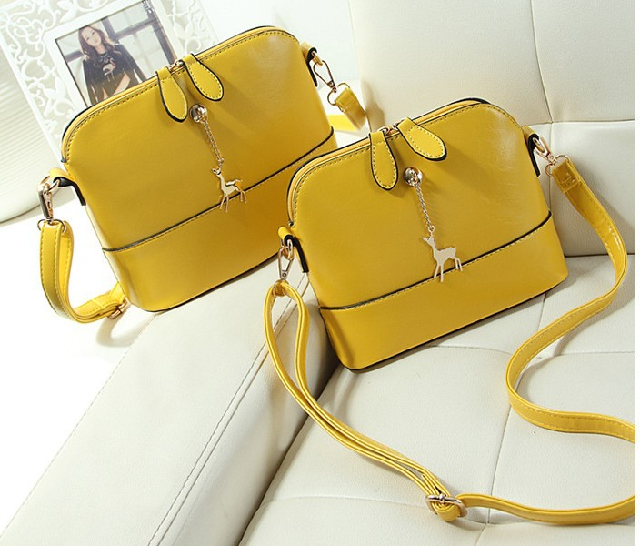Summer style Candy color band messenger bag(China (Mainland))