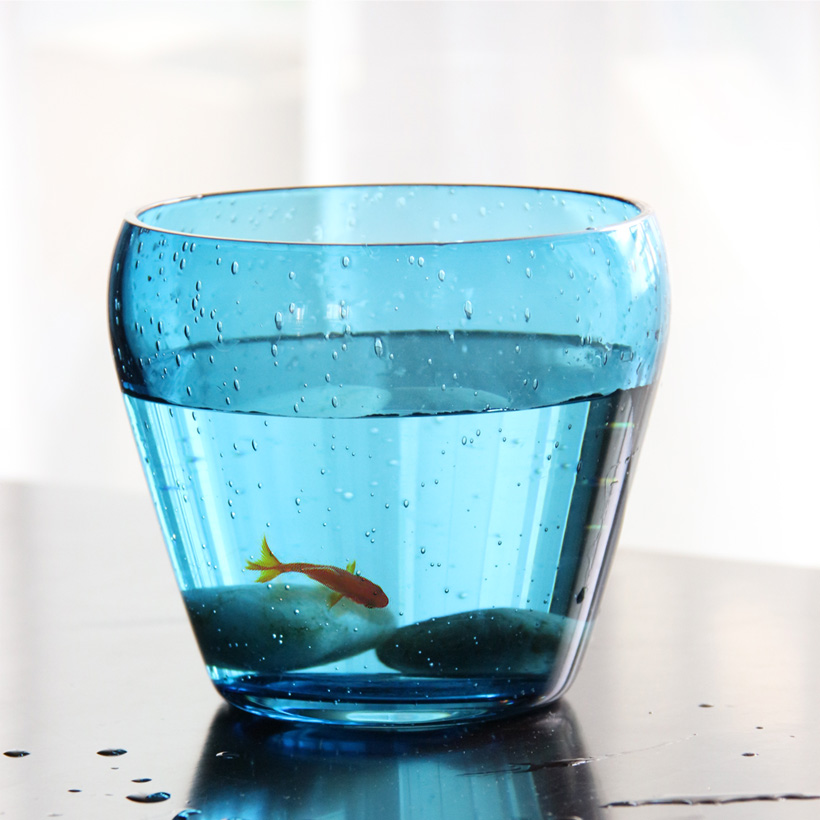 online buy wholesale small glass fish bowls from china